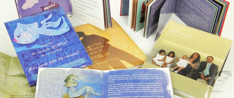 Selección de libros de Alas y Raíces